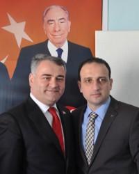 Aslan Karanfil'den Ömer Süslü'ye  Ziyaret