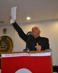 Bafra Esnaf Kefalet Olağan Genel Kurul Toplantısı Yapıldı
