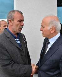 Şehit ERDAL'ın Naaşı Çarşamba Havalimanı'nda Karşılandı