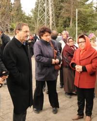 Mahmut Özcan; Ebediyete Uğurlandı