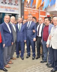 19 Mayıs İlçe SKM Açılışı Yapıldı