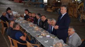 """Başkan Toğaloğlu; """"Ekmeğimiz Bir, Aşımız Bir"""""""