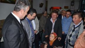 Başkan Topaloğlu; Şehit ve Gazi Aileleriyle Buluştu