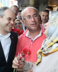 Gençlik ve Spor Bakanı Çağatay Kılıç, Samsun'da