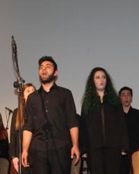 Bafra Musiki Cemiyeti Konseri Mest Etti