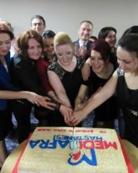MediBafra; Tıp Bayramı'nı Serra'da Kutladı