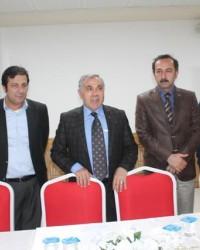 Bafra'da 3. Proje Döngüsü Eğitim Semineri
