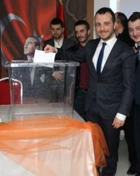 AK Parti Gençlik Kolları Başkanı Yeniden Gülal