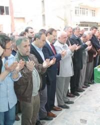 Süleyman Karadağ; Dualarla Uğurlandı
