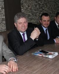 """Ahmet Akça; """"Gençlerle 2023'e Yürüyoruz"""""""