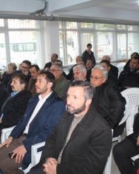 Bafra'da 'Şehit Mehmet Güder Kütüphanesi' Açıldı