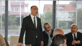 Av.Kemal Şenocak, ''Vakit Bafra Vaktidir''