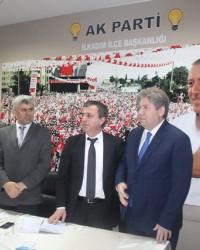 """Ahmet Akça; """"Samsun Meşale Şehirdir"""""""