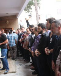 Şehmi Erkan Şahin; Son Yolculuğuna Uğurlandı
