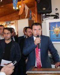 AK Parti'den Kongre Öncesi Dayanışma Yemeği