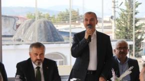 Başkan Kılıç; Kızılırmak Sanayi Sitesi Esnafıyla Buluştu