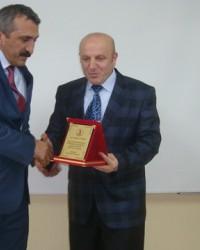 Osman Tural; Yüksekokul Öğrencileriyle Buluştu