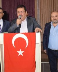 Bafra Düzköy'lüler Derneği 10. Kuruluş Yılını kutladı