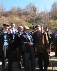 Halis Kaymakam; Köy Ziyaretlerine Devam Ediyor