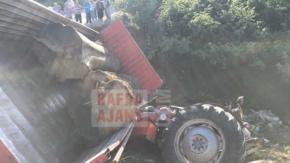 Bafra İlçesi Uluağaç Köyü'nde Feci Kaza: 2 Ölü