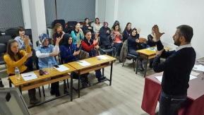 Bafra Belediyesi'nden İşaret Dili Kursu