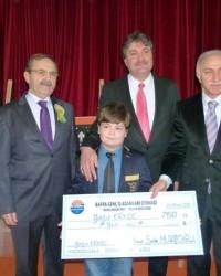 'Hayalimdeki Okul' Resim Yarışması Ödül Töreni