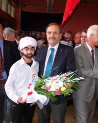 Atatürk Ortaokulu'nda TUBİTAK Bilim Fuarı