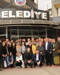 Bafra Belediyesi'nden Çanakkale Şehitliği Gezisi