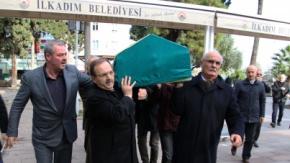 Bafra Belediye Başkanı Zihni Şahin'in Amca Acısı