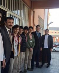 Bafra'da Şehit Ömer Halisdemir Spor Etkinlikleri