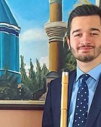 Bafralı Furkan Topçu'ya Kültür Bakanlığı Ney Ödülü