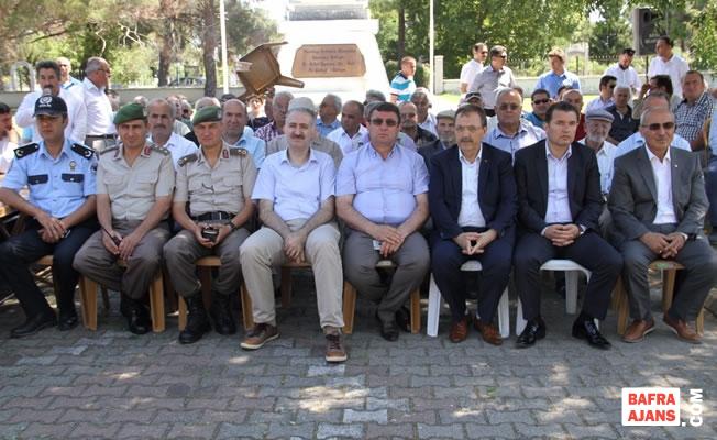 Bafra'da 15 Temmuz Demokrasi ve Milli Birlik Günü