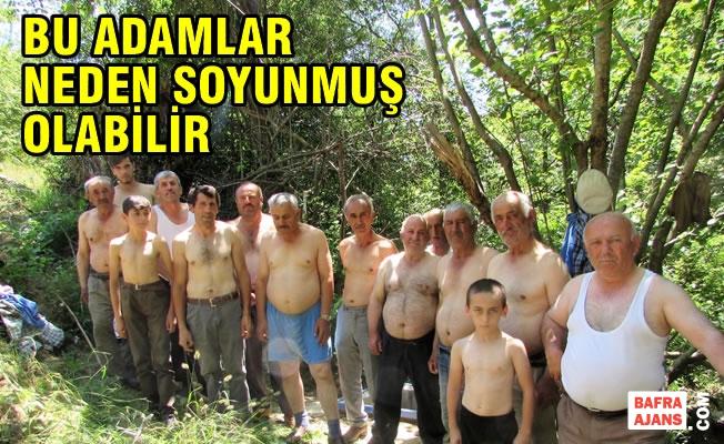 Köylülerden Samsun Büyükşehir Belediyesine Su Tepkisi