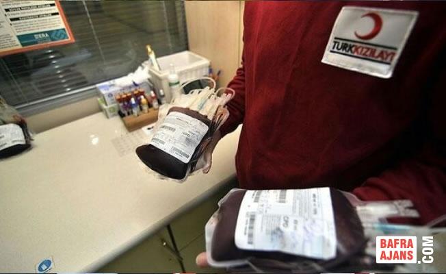 Kan Stokları Kritik Seviyeye Düştü