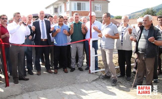 Kızlan Mahallesi Hayvansal ve Yöresel Ürünler Pazarı Açıldı