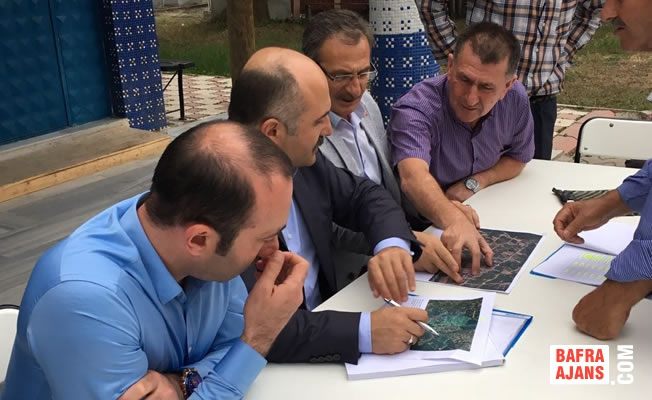 MHP Grup Başkanvekili Erhan Usta Çarşamba'da