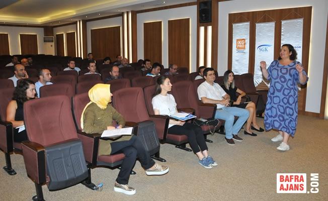 Samsun TSO'dan Sosyal Medya Kullanımı Ve E-Ticaret Eğitimi