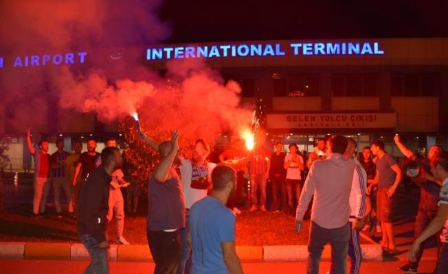 Trabzonspor, Volkan Şen ile anlaştı