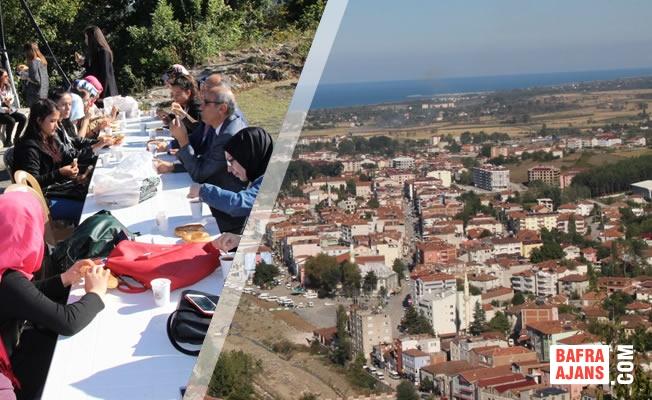 """Alaçam Belediyesi'nden Üniversite Öğrencilerine """"Hoş Geldiniz"""" Gezisi"""