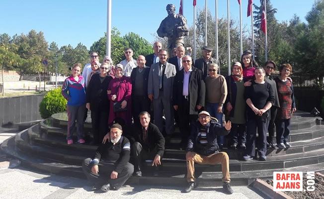 Bafra Huzurevi Sakinleri Safranbolu'da