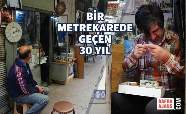 Bir Metrekarede Geçen 30 Yıl