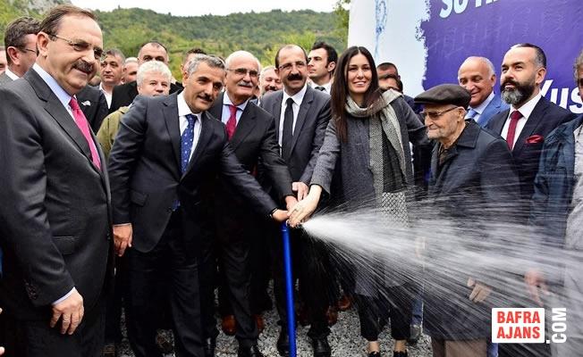 Büyükşehir'den Bafra'ya 110 Milyon TL'lik Rekor Yatırım