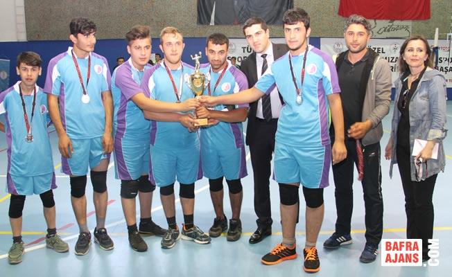 Özel Sporcular Türkiye Şampiyonası'na 130  Sporcu Katıldı