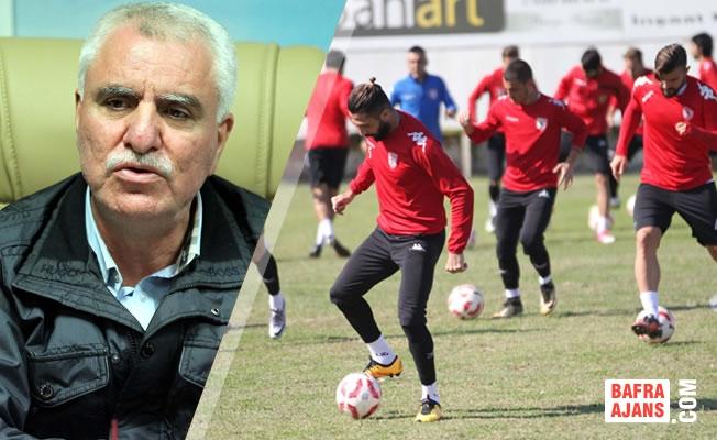 Samsunspor'da Sakatlıklar Can Sıktı