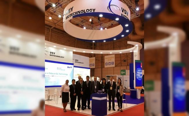 VSY Biotechnology yeniliklerini dünyaya duyuruyor