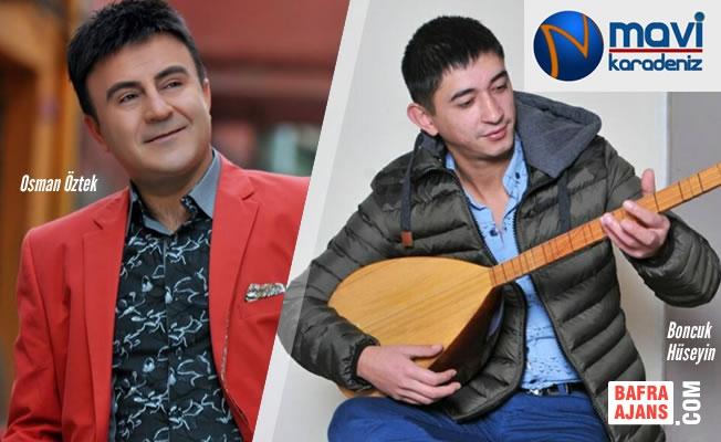 Bafralı Genç Amatör Ses Sanatçısı; Osman Öztek'in Konuğu Olacak