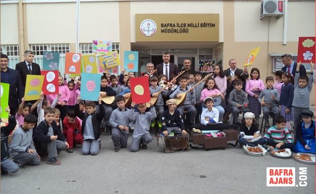 Kızılırmak İlkokulu Çocuk Hakları Günü Farkındalık Çalışması