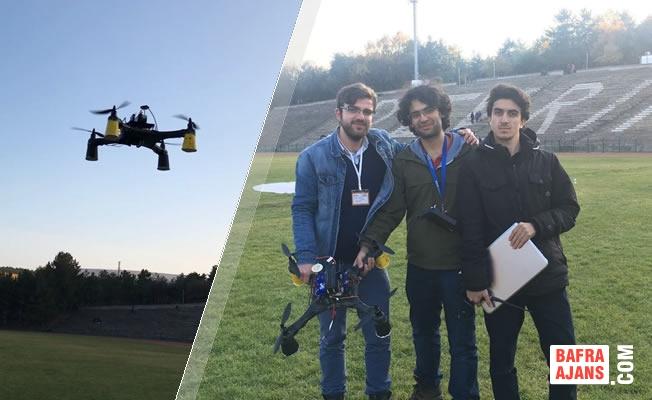 OMÜ'nün İnsansız Hava Aracına Bir Ödül de ODTÜ'den