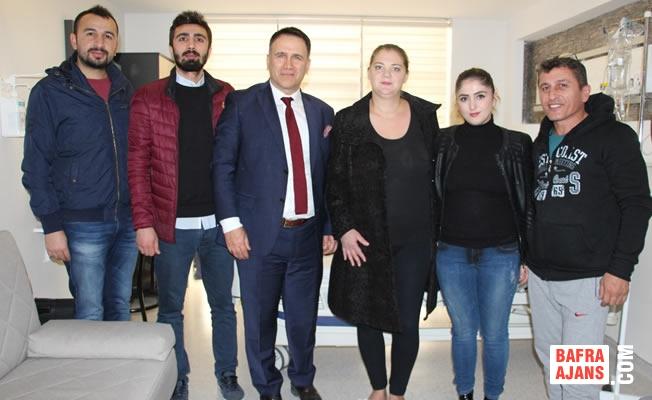 Samsun Büyük Anadolu Hastaneleri'nden Sağlık Turizmine Büyük Katkı