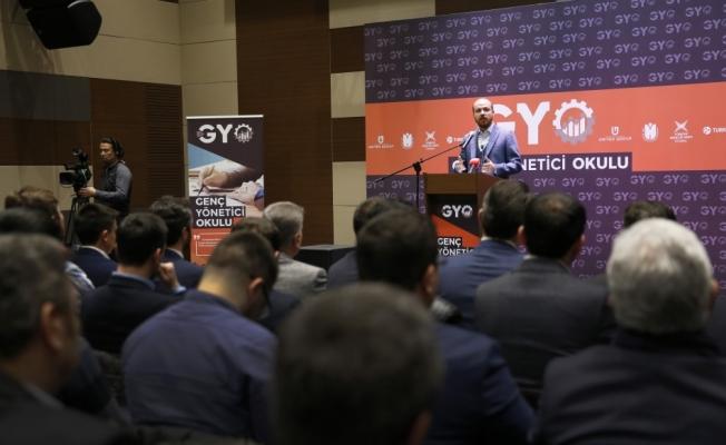 TÜGVA Yüksek İstişare Kurulu Üyesi Erdoğan: